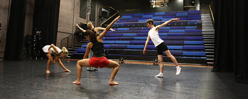 Hire the Dance City Theatre