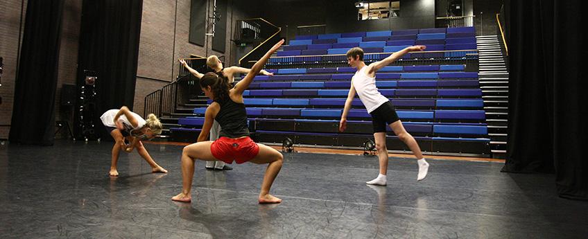 Theatre Hire Dance City