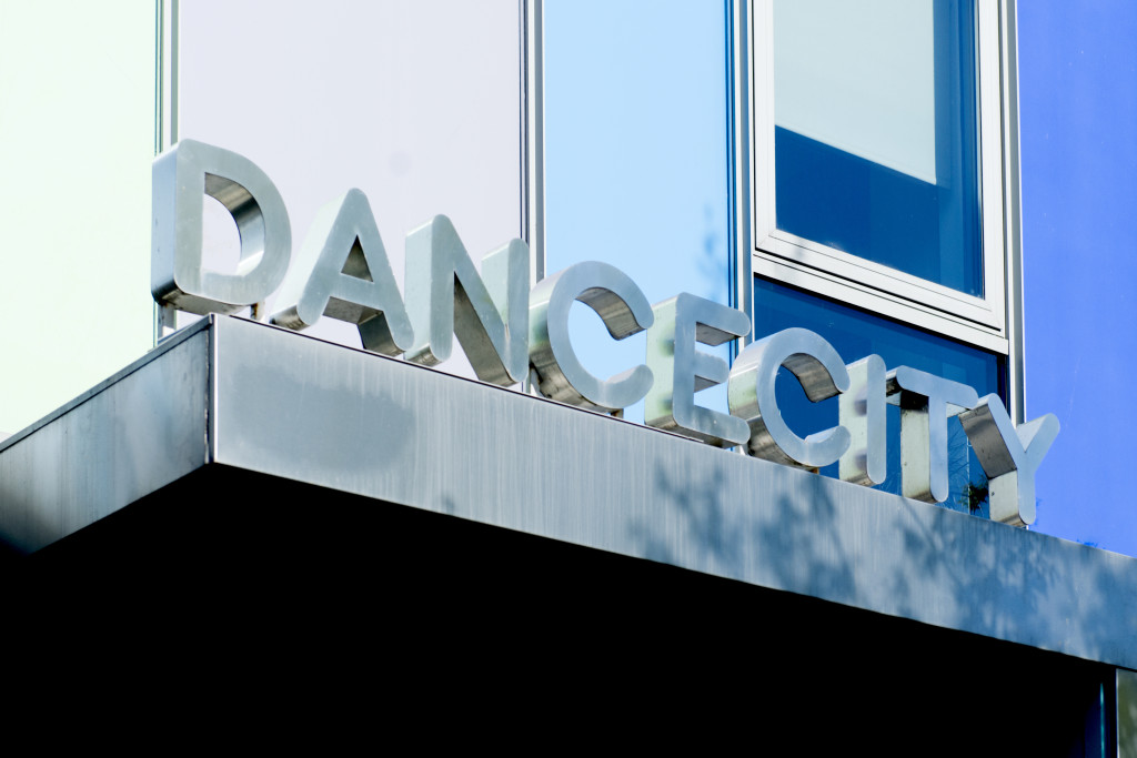 Hire space at Dance City