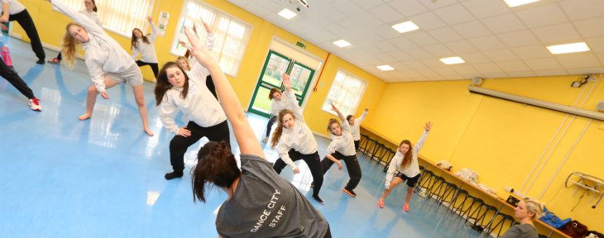 Dance City Schools