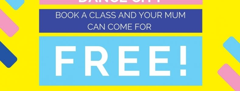 Mother's Day at Dance City