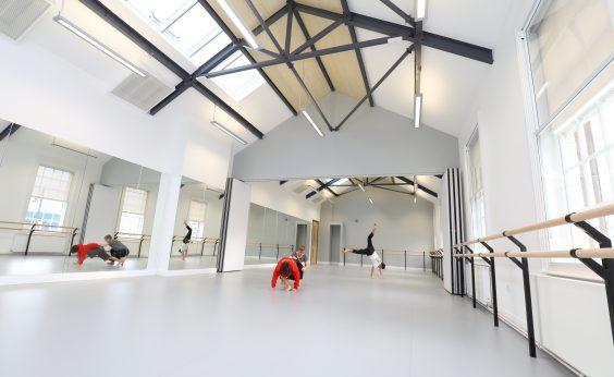 Dance City Sunderland Studios