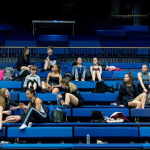 Dance City Theatre Seats