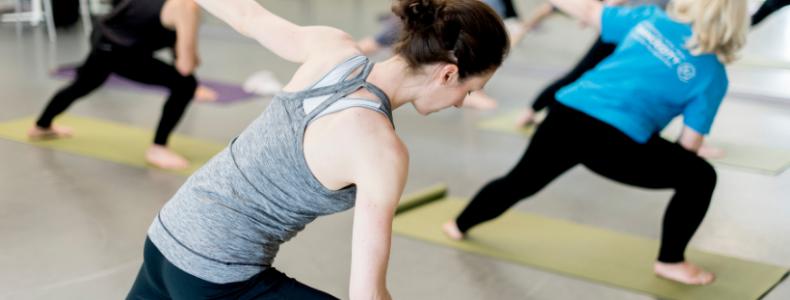 Ashtanga Yoga at Dance City