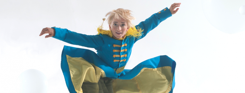 The Little Prince - Luca Silvestrini's Protein Dance