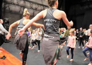 Dance In A Day: Halloween Workshop